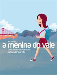 Capa do livro 'A Menina do Vale'.