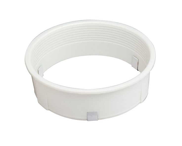 Nuvo Lighting TP180 White R20 Baffle for Track Lighting White Indoor Lighting Track Lighting Accessories