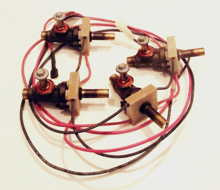 316219004 5303935213 Frigidaire Range Ignition Switch