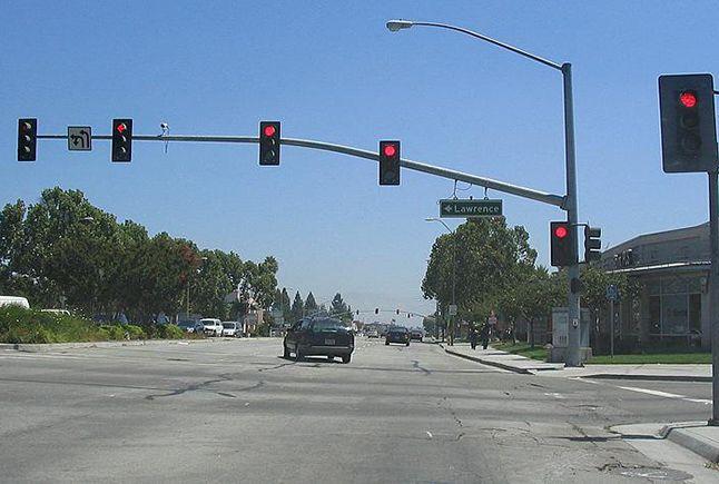 America Traffic Signal Traffic Led Street Lights