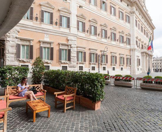 Hotel Nazionale A Montecitorio240  Rome