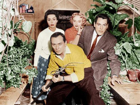 INVASION OF THE BODY SNATCHERS, from left: Dana Wynter, King Donovan, Carolyn…