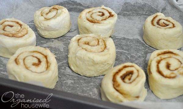 The Most Delicious Cinnamon Scrolls