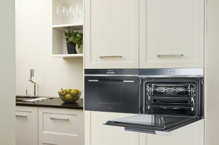 Horno Eléctrico Touch 60 CM Smeg SFP140 / Top Kitchen