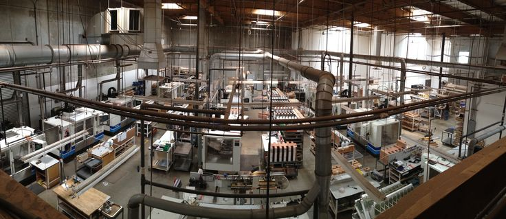 Where Taylor Guitars are Born - Taylor Guitar Factory Floor