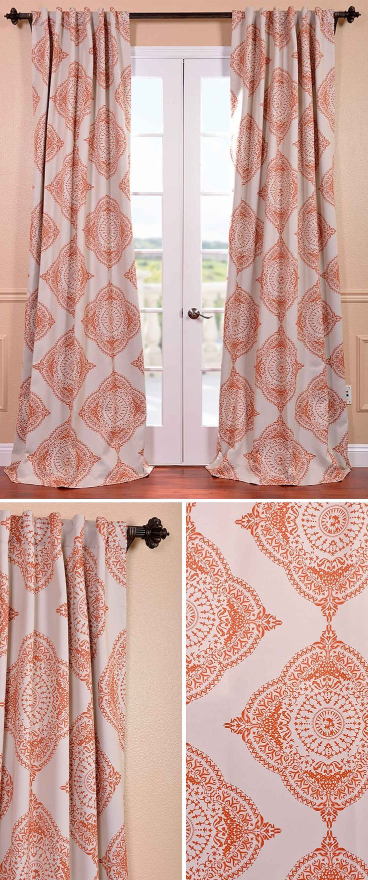You will instantly fall in love with our blackout curtains and drapes. The fabric is super soft with a refined texture and is made with a special polyester yarn. These curtains will keep the light out and provide optimal thermal insulation.