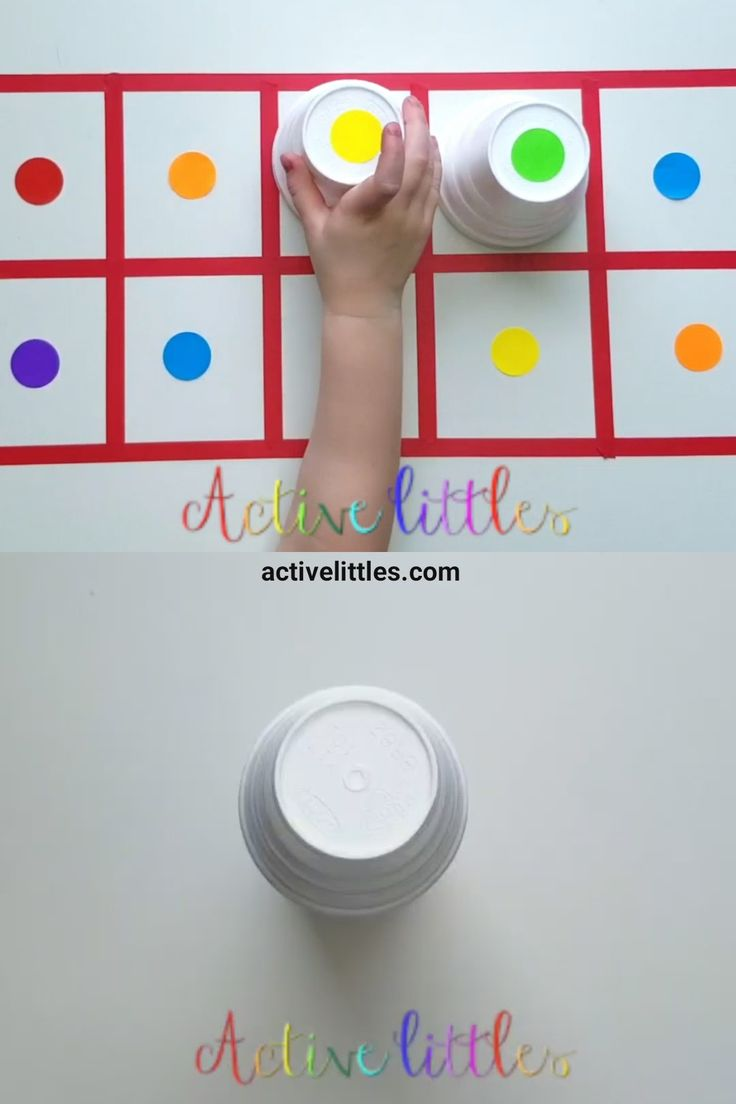 DIY simple and easy math activities for children