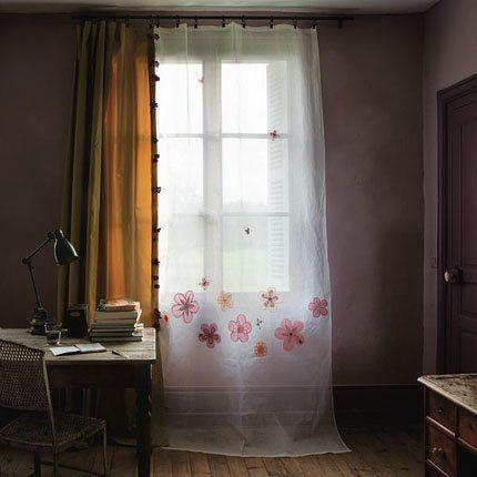 Un rideau jour et nuit