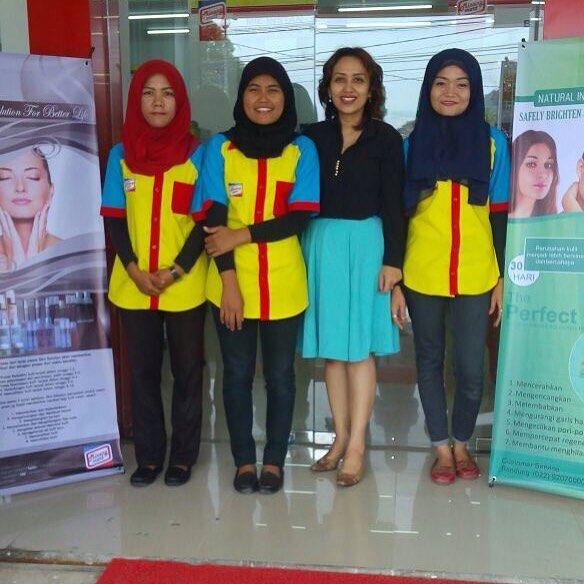 """Basamo Mangko Manjadi"" Skin Solution Hadir di Minang Mart #Padang Sumatera Barat #minangmartpadang #cantikskinsolution #infosumaterabarat #irwanprayitno #padangonlineshop #kosmetikpadang #distributorkosmetik #minangmart #padang #sumaterabarat #maklonkosmetik"