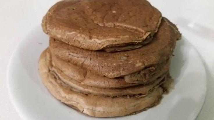 Pancake di farina di castagne