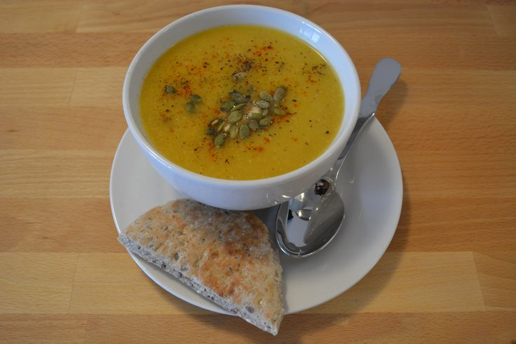 Food To Be Fit: Pumpkin Soup