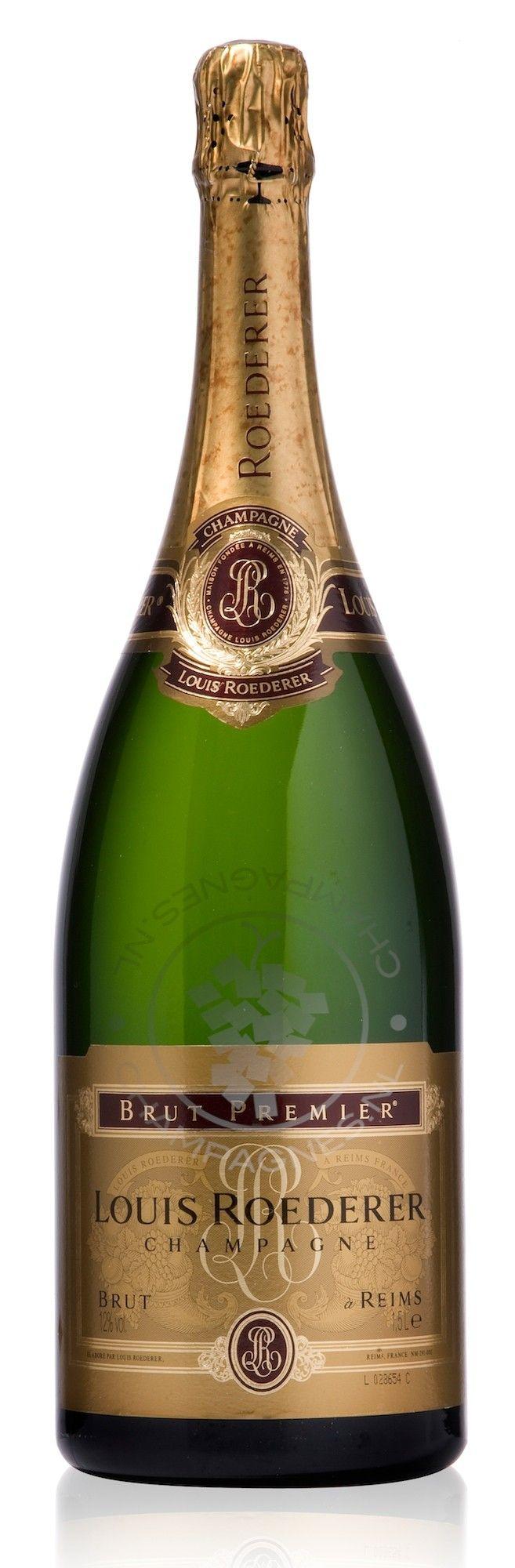 Louis Roederer - Brut Premier Magnum Champagne Bestellen - Champagnes.nl
