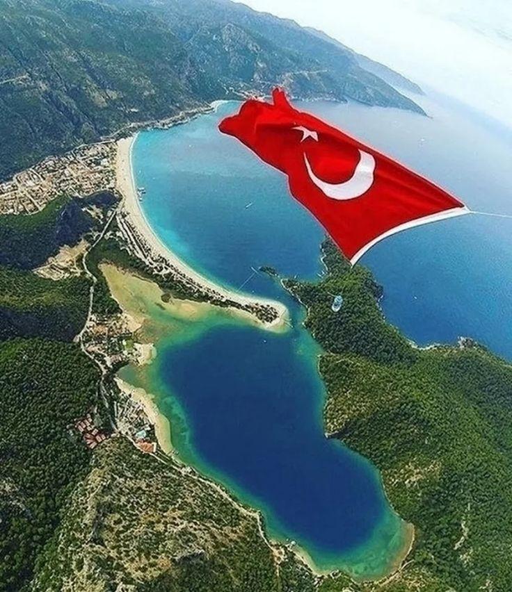 Ölüdeniz'de bayram kutlamalarından... Fethiye - Muğla - Türkiye'm
