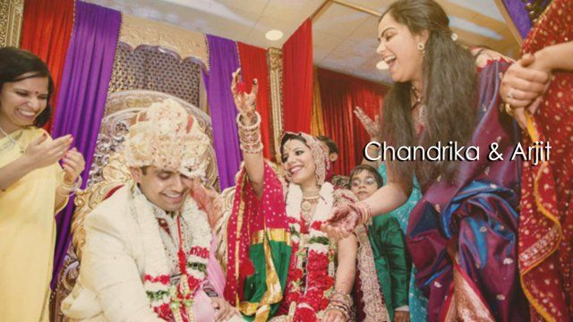 Woodbine Banquet and Convention Hall Wedding | Chandrika and Arjit | Take a look at the lively and colorful South Asian wedding video! #torontoweddingvideographer #weddingvideo #southasianwedding ~ http://www.focusproduction.ca/south-asian-wedding-photography-videography/chandrika-arjit/