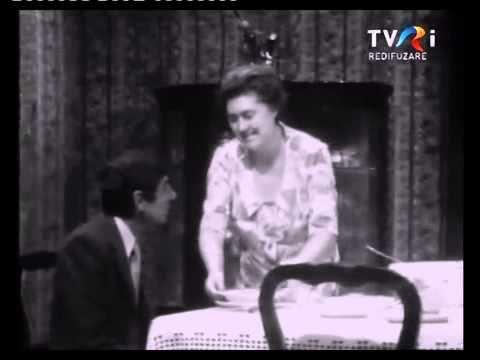 Clubul de Comedie Românesc: Tamara Buciuceanu-Botez, Marian Hudac și Mitică Po...