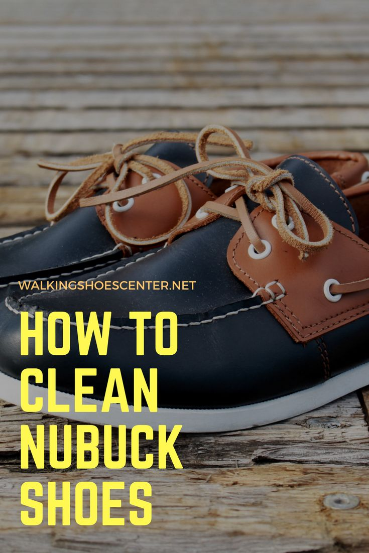 How to Take Care of Nubuck Shoes at home | How to Clean Nubuck Leather shoes