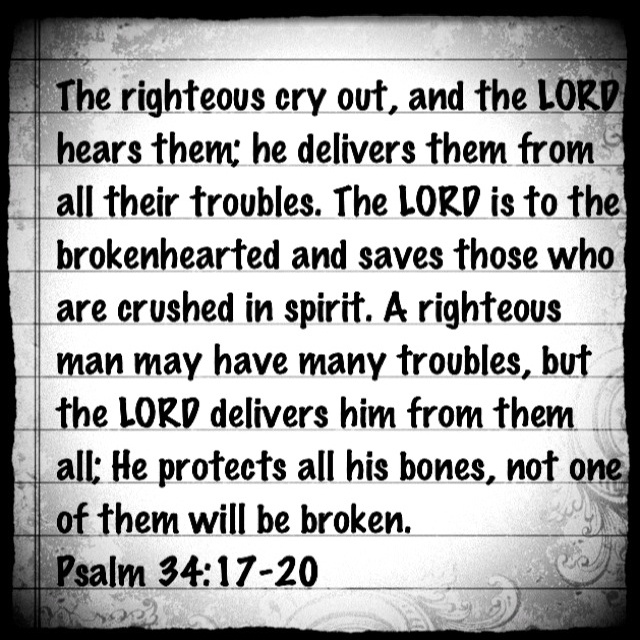 One of my favorite verses in the book of Psalms!