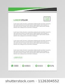 Professional Letterhead Templates #letterhead, #templates ...