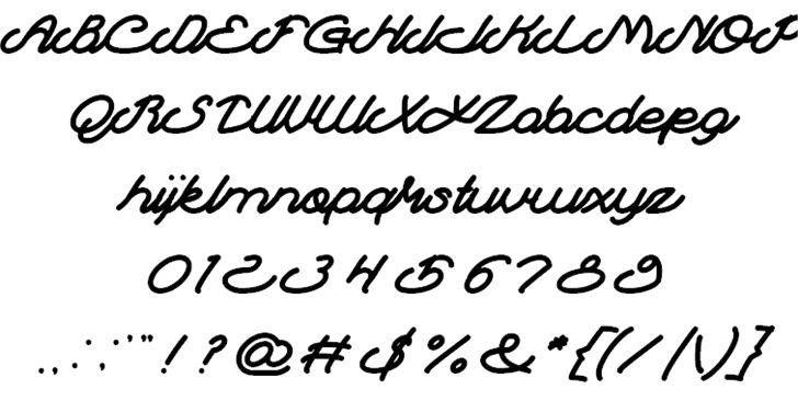 Image for Autopilot font