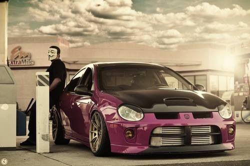 Dodge Neon SRT 4