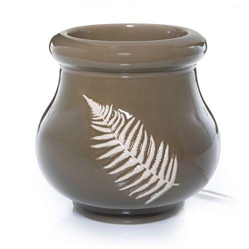 Yankee Candle simply home Scenterpiece Fairest Fern Wax Melt Warmer