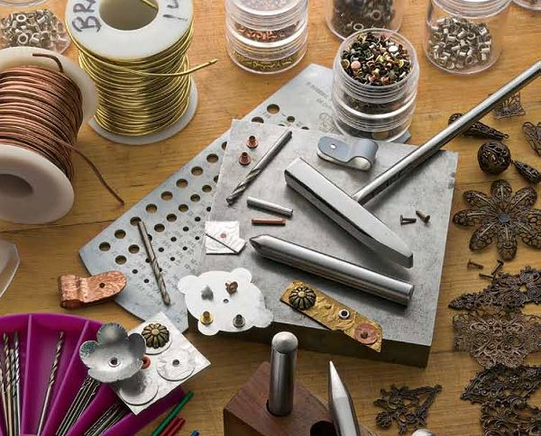 6 Riveting Tips: Master Cold Connections with Brilliant Tools and Expert How-To's - Jewelry Making Daily