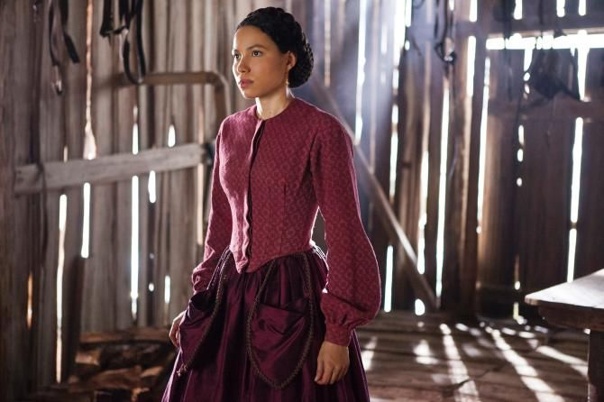 Jurnee Smollett-Bell Gets Deep About Underground, a Slave Narrative That Will Make You Proud to Be Black. The star of the new WGN America series talked to The Root about the heroes of the Underground Railroad and why this show is important.