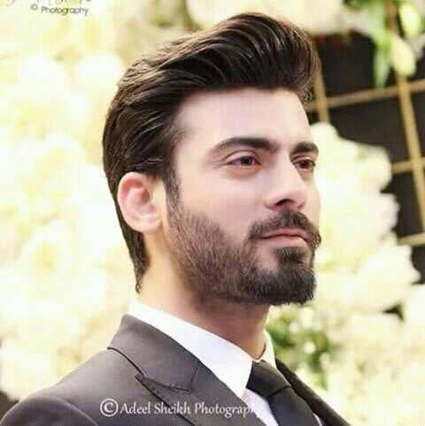 Best Fawad Khan Hairstyle With Puff Mens Summer Short Haircut And Hairstyle Ideas 2017 In