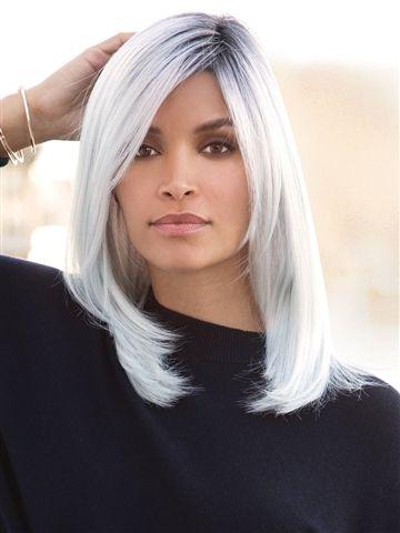 Dakota, Synthetic Lace Front Wig by Rene of Paris - WowWigs.com