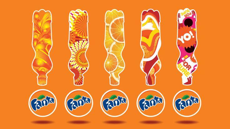 Fanta, Fanta Brand, Fanta Logo