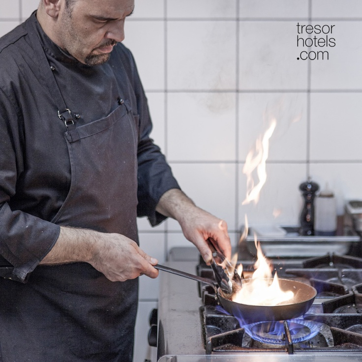 Trésor Hotels & Resorts_Luxury Boutique Hotels_#Greece_#Kos_ #Restaurant Cuvée at Aqua Blu #Boutique Hotel features Mediterranean #cuisine inspired by award winning #chefs.