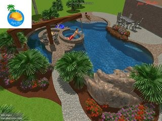 Lazy River Swimming Pool Designs find this pin and more on pools search results for lazy river plans Pools Llc Houston Tx Swimming Pool Maintenance Swimming Pool Backyard Design Pinterest Pools Swings And Phot
