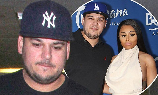 Rob Kardashian is found GUILTY of speeding and hit with $1100 fine