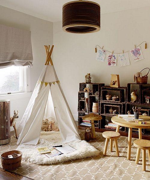Decoración-infantil-una-tienda-de-indios-en-la-sala-1.jpg (500×600)