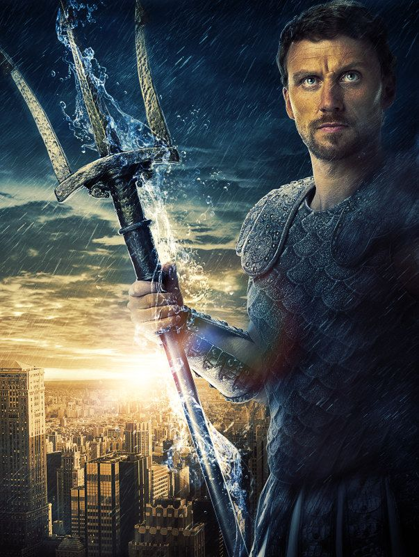 """Percy Jackson & the Olympians   """"The Lightning Thief"""" --kevin mckidd I'm screaming on the inside!!!!!!!"""