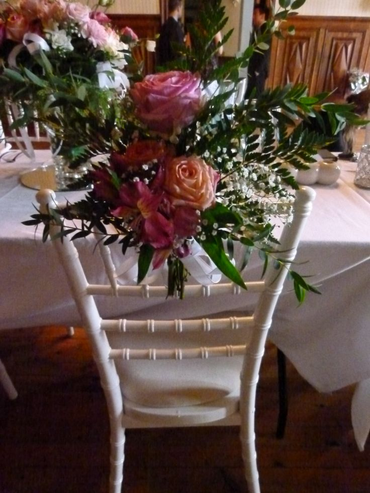 The brides chair