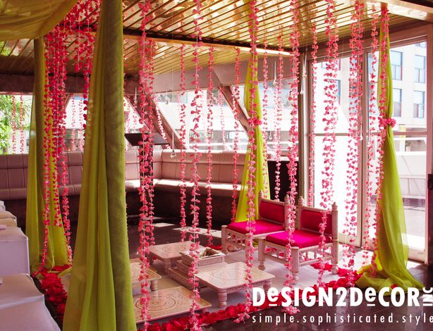Mandap-cool one as well for an Indian wedding!