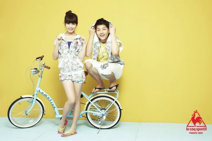 IU and Joong Ki