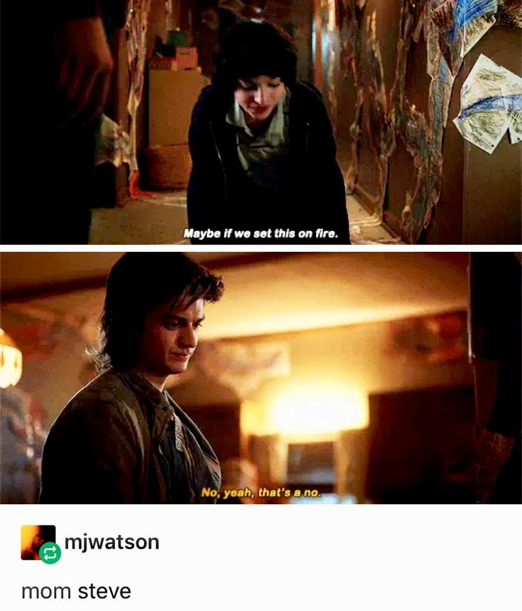 Honest time, Steve Harrington is the hunter and father that John Winchester should have been.