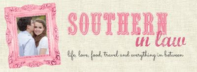 Southern In Law. Her recipes are healthy and sound delicious! Can't wait to try them!