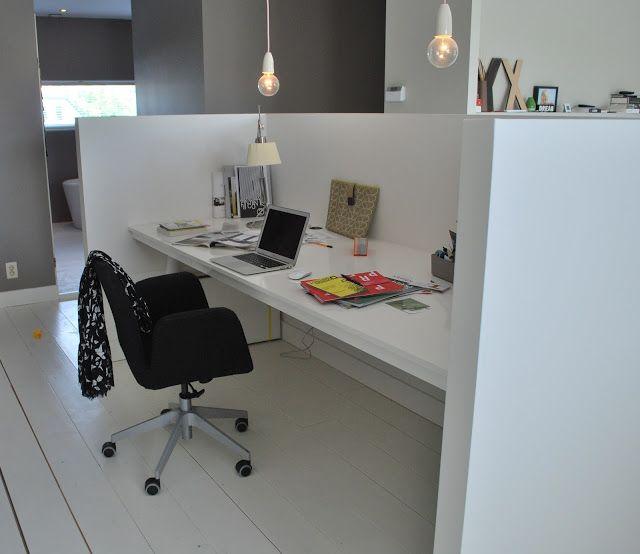 Lisanne van de Klift: Workspaces
