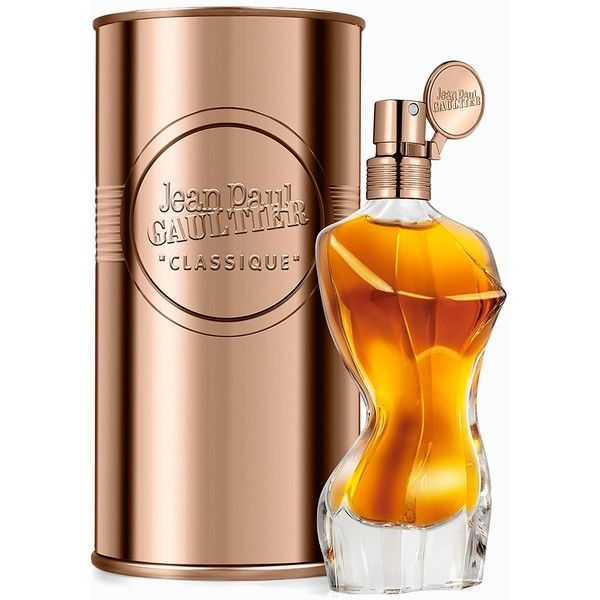 Jean Paul Gaultier Essence De Parfum Classique 50 Ml found on Polyvore featuring beauty products, fragrance, hygiene, perfume, transparent, womens-fashion, blossom perfume, jean paul gaultier fragrance, flower fragrance and jean paul gaultier perfume