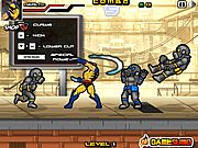 Wolverine  X Men Sokaklarda