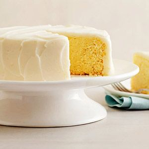 Steamed Lemon Cake (made inside a slow cooker)