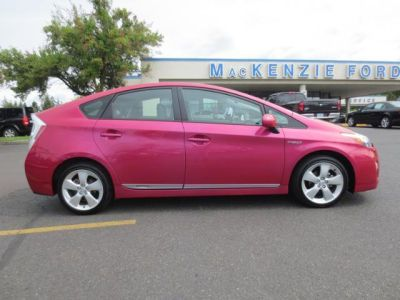 2010 Toyota Prius V (Pink Cars, Pink Jeep, Pink SUV, Pink ...