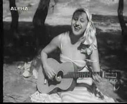Sofia Vempo - To feggari ine kokkino (1955)
