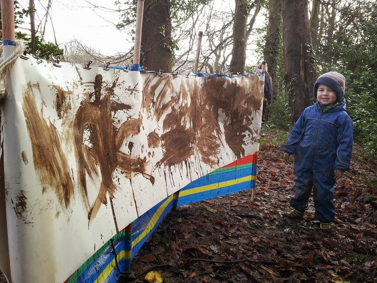 Magical Muddiness! | Forest Schools Blog.                                                                                                                                                                                 More