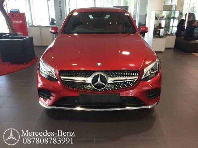 Promo Terbaru Mercedes Benz | Dealer Mercedes Benz Jakarta: Jual Mercedes Benz GLC 300 AMG Coupe nik 2017 Deal...