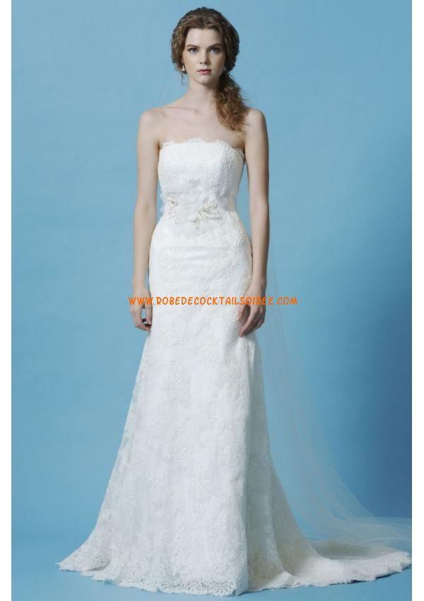 ... robe de mariée dentelle  Robes de mariée 2016  Pinterest  Simple