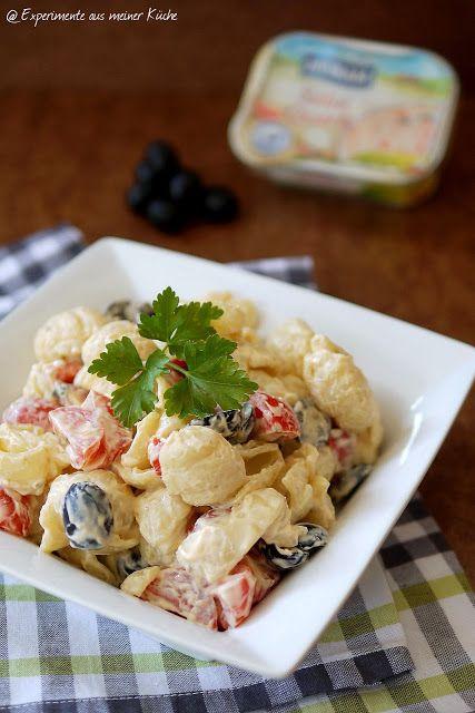 """Experimente aus meiner Küche: Nudelsalat """"Salsa"""""""